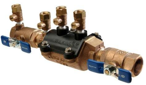 Wilkins- Testable- Doublecheck-Backflow-Valve